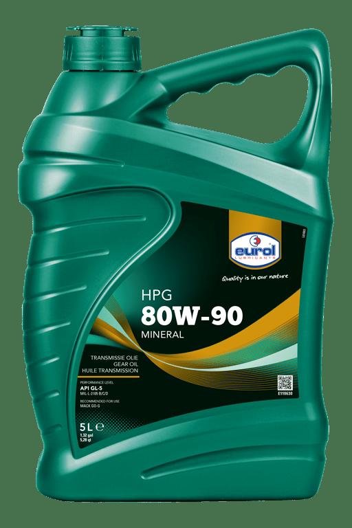 Eurol HPG 80W-90