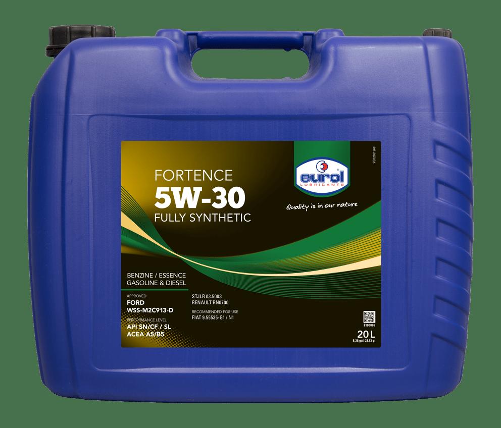 Eurol Fortence 5W-30 20L Арт. E100065-20L