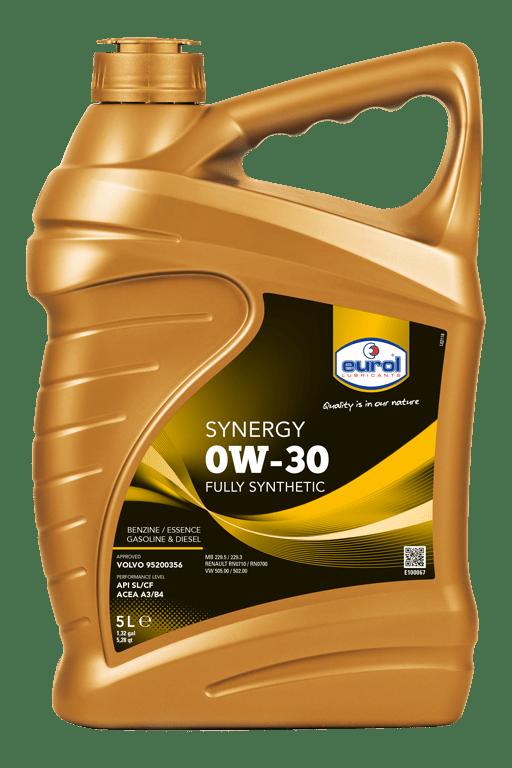 Eurol Synergy 0W-30 5L Арт. E100067-5L