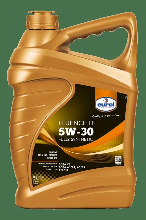 Eurol Fluence FE 5W-30 5 Арт. E100069-5L