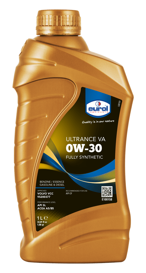 Eurol Ultrance VA 0W-30 1L Арт. E100158-1L