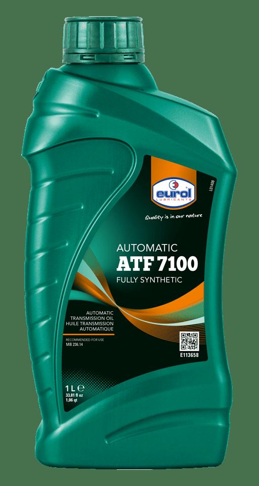 Eurol ATF 7100 1L Арт. E113658-1L