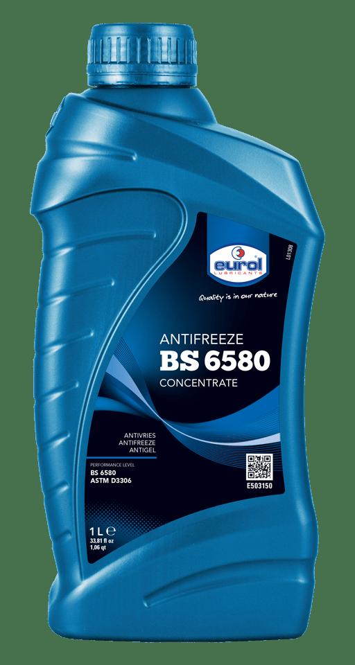 Eurol Antifreeze BS 6580 1L Арт. E503150-1L