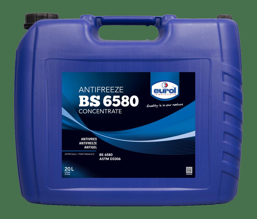 Eurol Antifreeze BS 6580 20L Арт. E503150-20L