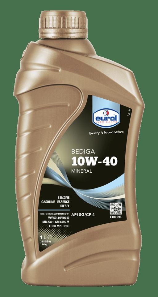 Eurol Bediga 10W-40 1L Арт. E100096-1L