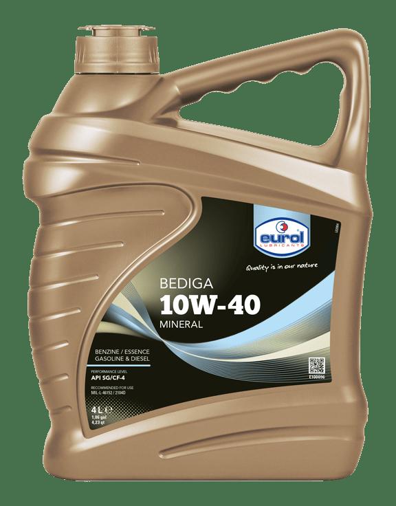 Eurol Bediga 10W-40 4L Арт. E100096-4L