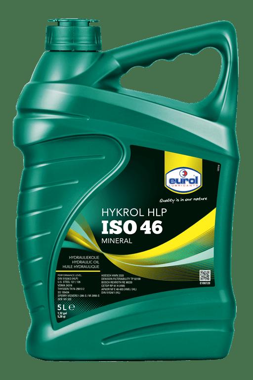 Eurol Hykrol HLP ISO 46 5L Арт. E108720-5L