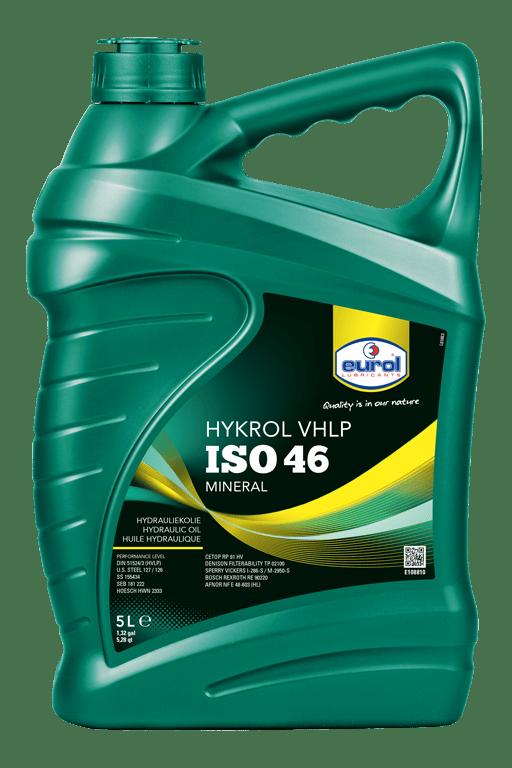 Eurol Hykrol VHLP ISO 46 5L Арт. E108810-5L
