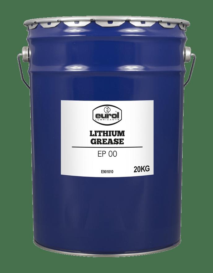 Eurol Lithium Grease EP 00 20KG Арт. E901010-20KG