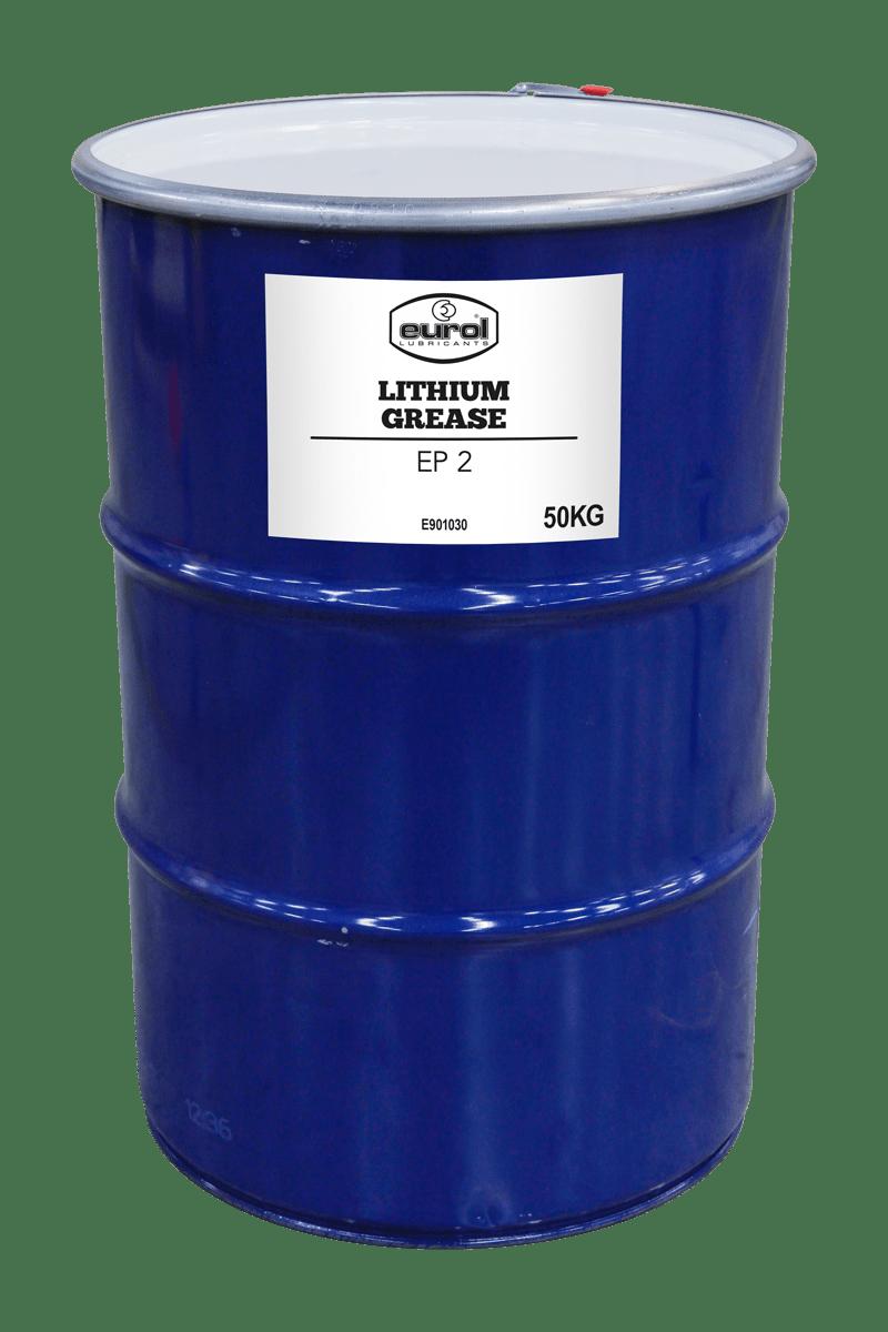 Eurol Universal Lithium Grease EP 2 50KG Арт. E901030-50KG
