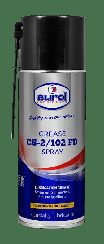 Eurol Grease CS-2-102-S FD Spray 400ML Арт. S005118AER