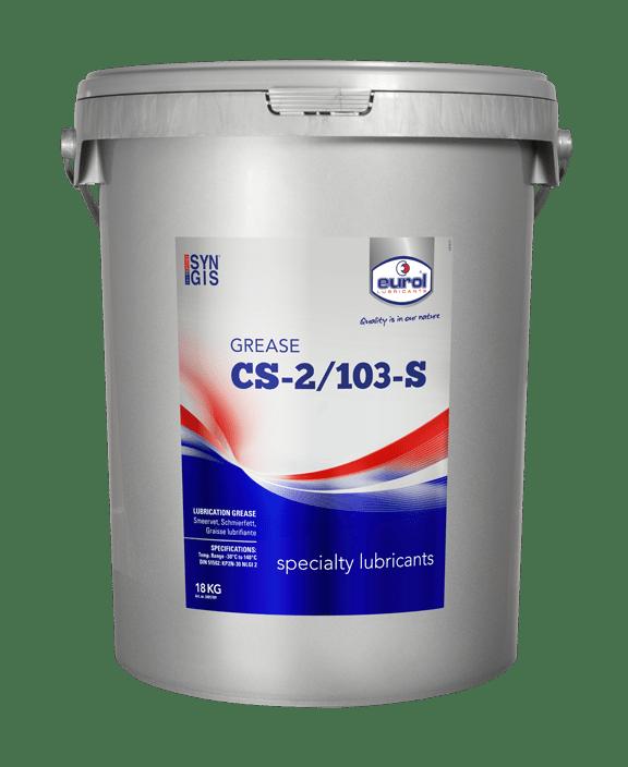 Eurol Grease CS-2-103-S 400G Арт. S005109-18kg
