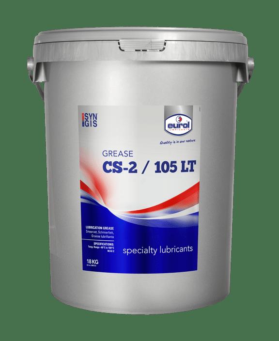 Eurol Grease CS-2-105 LT 400g Арт. S005125-18kg