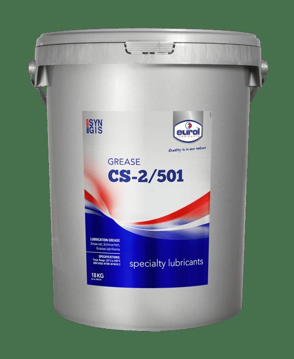 Eurol Grease CS-2-501 Арт. S005120-18kg