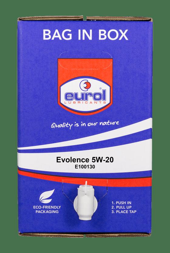 Eurol Evolence 5W-20 Арт. E100130-20L BIB