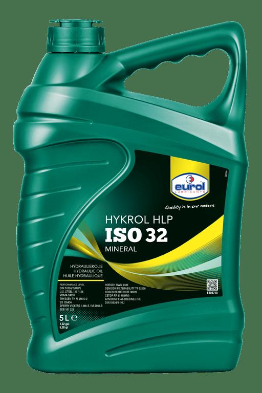 Eurol Hykrol HLP ISO 32 Арт. E108710-5L