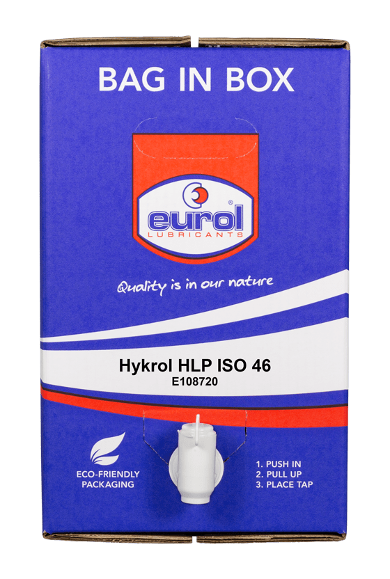 Eurol Hykrol HLP ISO 46 Арт. E108720-20L BIB