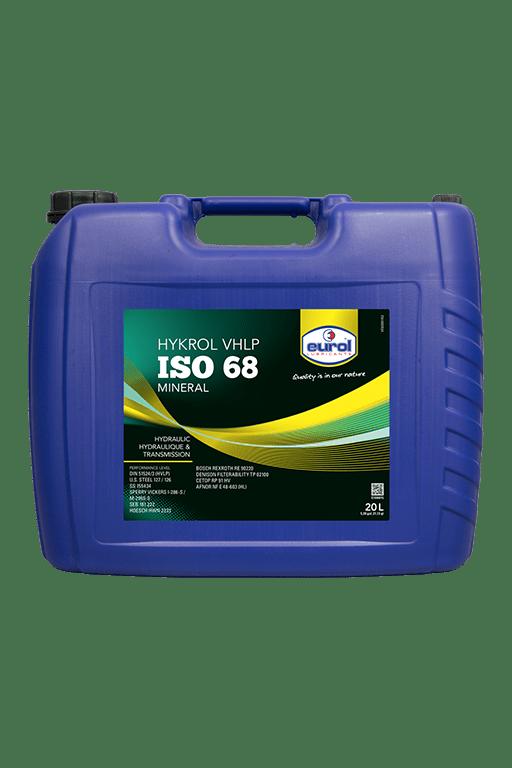 Eurol Hykrol VHLP ISO 68 Арт. E108815-20L
