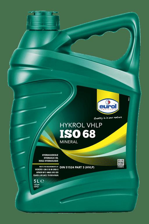 Eurol Hykrol VHLP ISO 68 Арт. E108815-5L