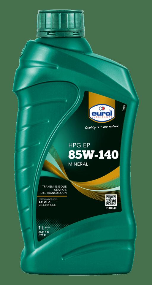 Eurol HPG EP 85W-140 GL5