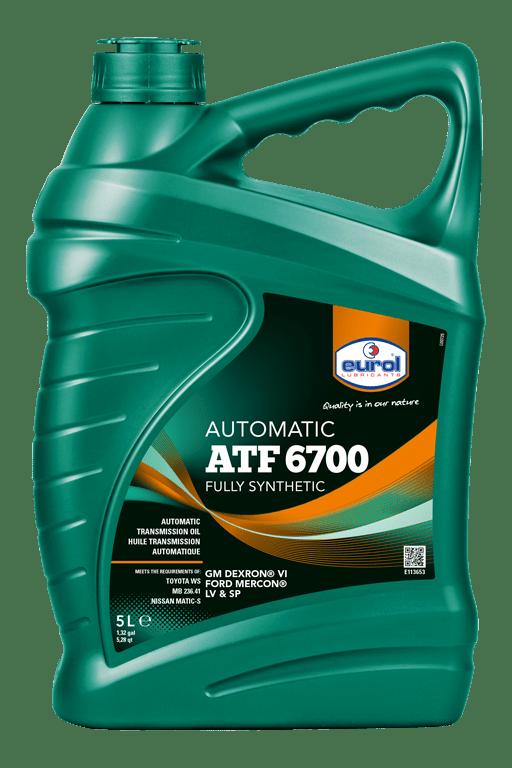 Eurol ATF 6700 Арт. E113653-5L