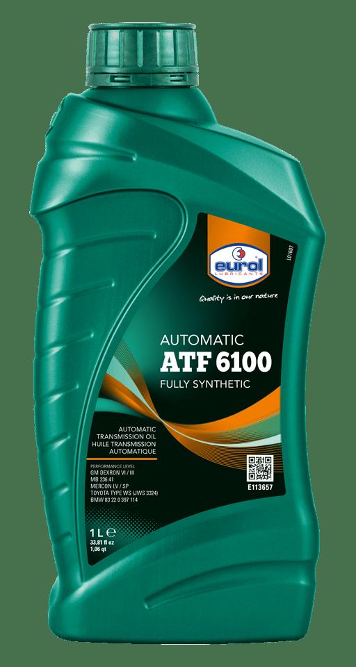 Eurol ATF 6100 Арт. E113657-1L