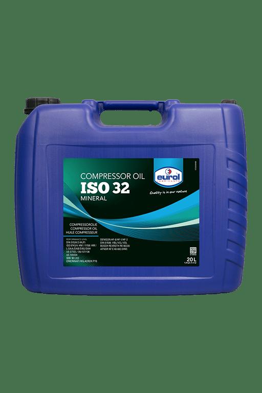 Eurol Compressor Oil 32 Арт. E118842-20L