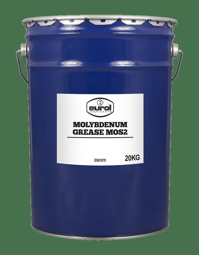 Eurol Molybdenum Disulphide MoS2 grease