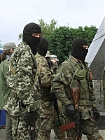Russian mercenaries in Donbas, Ukraine (Image: Ukrinform)
