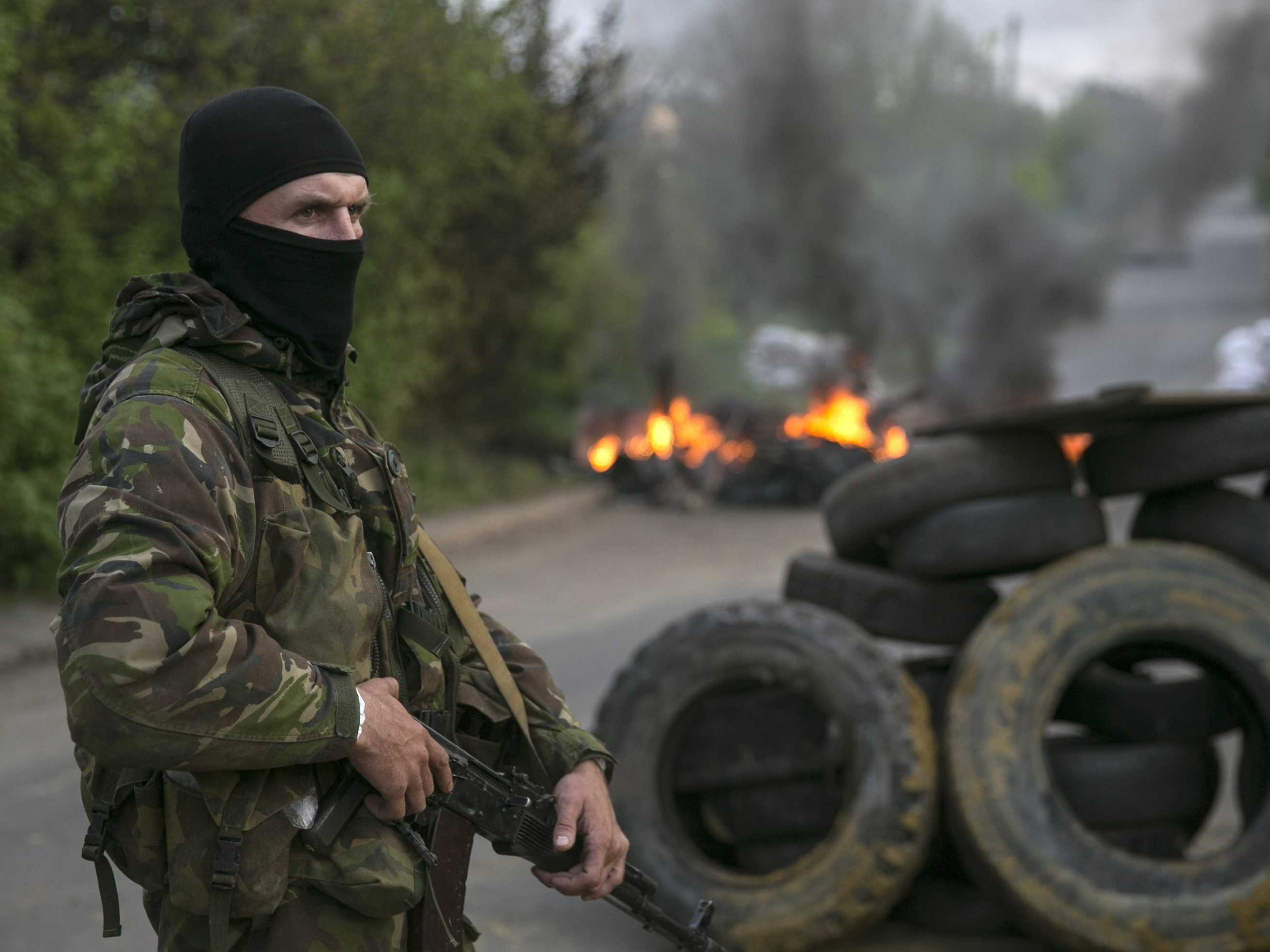 ukraine separatists have shot down multiple aircraft over the past month1 Low season… War