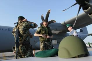 Canada military aid