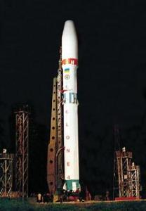Ukraine's Cyclone-4 rocket