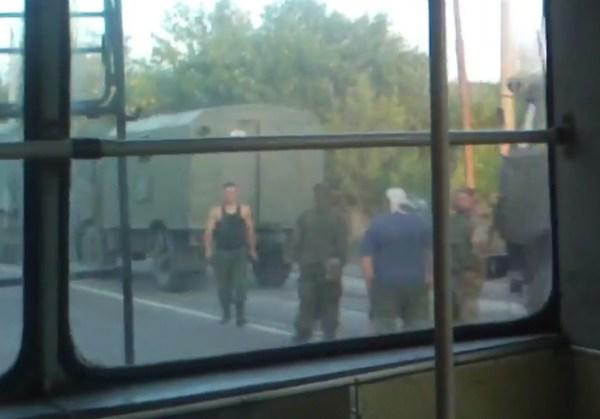 Krasnodon Russian army
