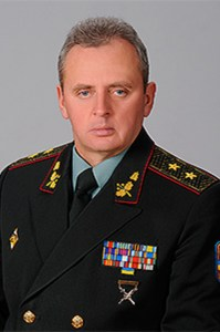 Colonel General Viktor Muzhenko