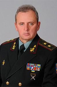 Colonel General Viktor Muzhenko
