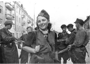 Partisans in Vilna, 1943