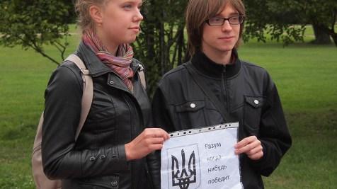 "Photo: community movement ""Solidarity"""