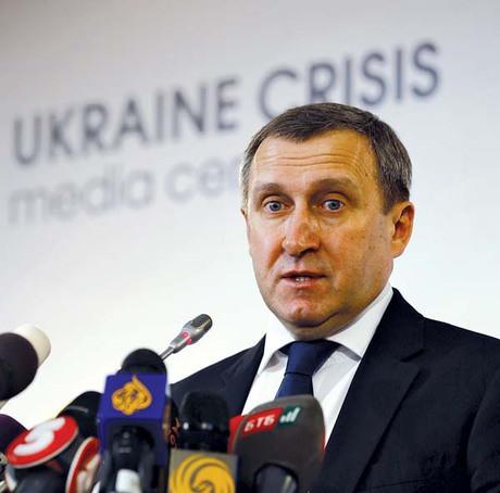 Andryj Deschtschyzja wurde als Außenminister am 19. Juni ersetzt (Foto. dyvys.in)