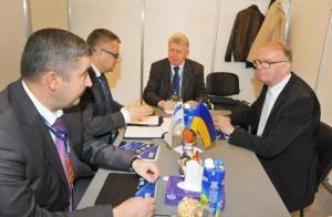 Meeting between UkrOboronProm and Department of Defense Investments of NATO International Secretariat