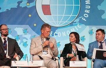 7th Europe-Ukraine Forum, October 2014