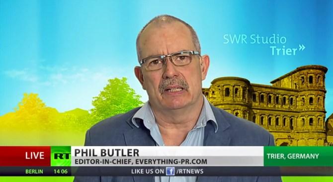 Butler on RT