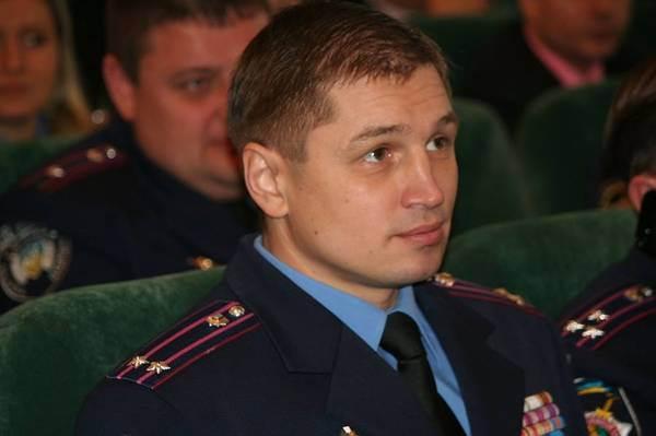 """Oleg Dykyj, DVR-""""Vizeminister für innere Angelegenheiten"""""""