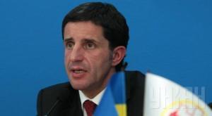 Zorian Shkiryak, Advisor to the Minister of the Interior