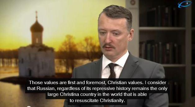 Strelkov Interview 1