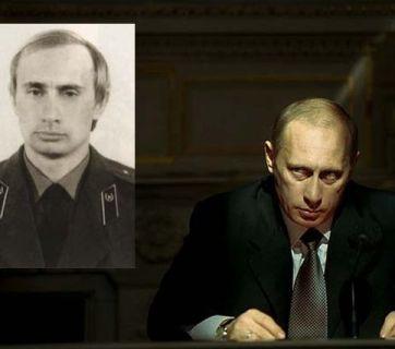 Putin, KGB