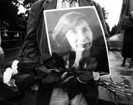 Murdered Putin critic Natalia Estemirova: 1958–2009