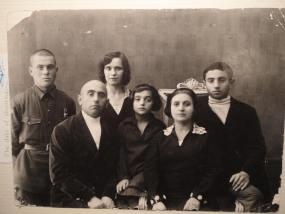 Chertok family