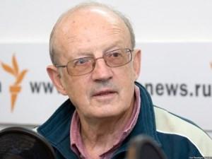 Andrey Piontkovsky (Image: svoboda.org)