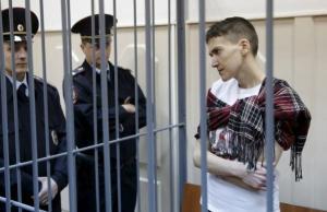 Nadiya Savchenko, Ukrainian pilot illegally abducted and imprisoned by Putin's regime #FreeSavchenko