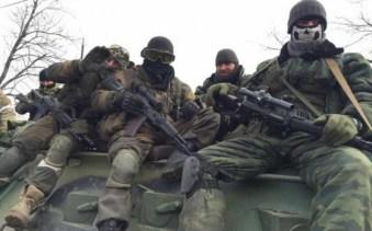 """DNR"" militants"